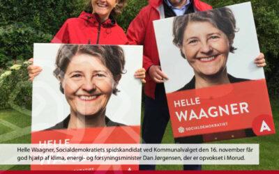 Valgprogram – valgblad